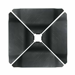 Abba Patio Cantilever Offset Umbrella Base Plate Set, Pack O
