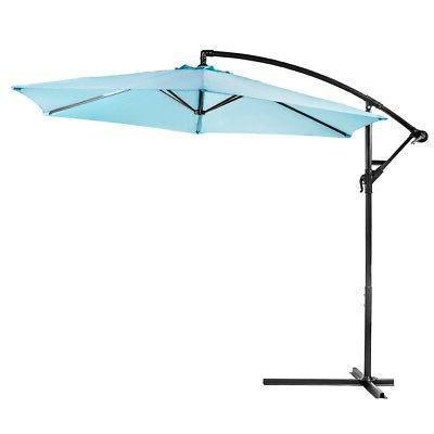 10ft out door deck patio umbrella off
