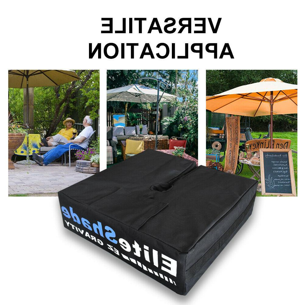 """19"""" Square Weight Bag Patio Heavy"""