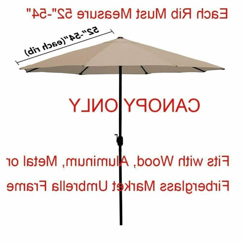 Eliteshade Market Table Umbrella Canopy