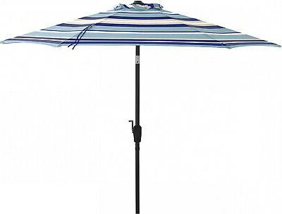 9ft replacement umbrella outdoor patio with tilt