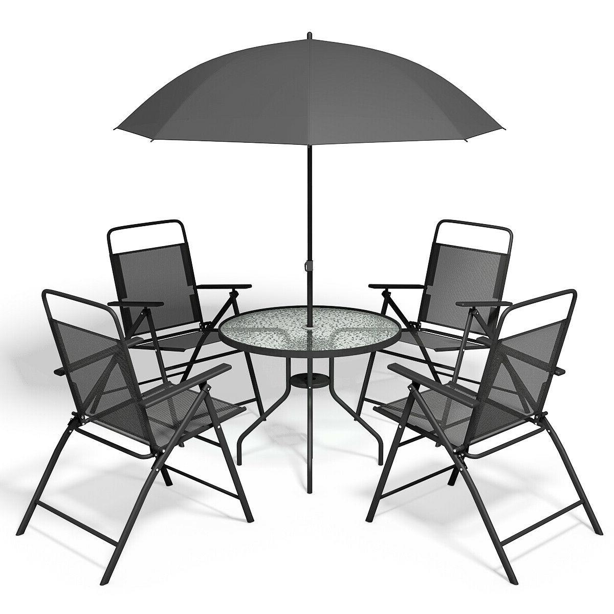 patio furniture sets clearance with umbrella 5pc
