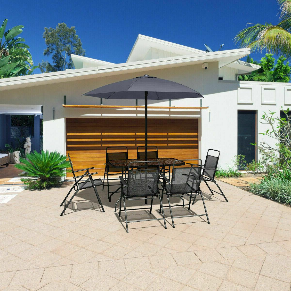 Patio Furniture With
