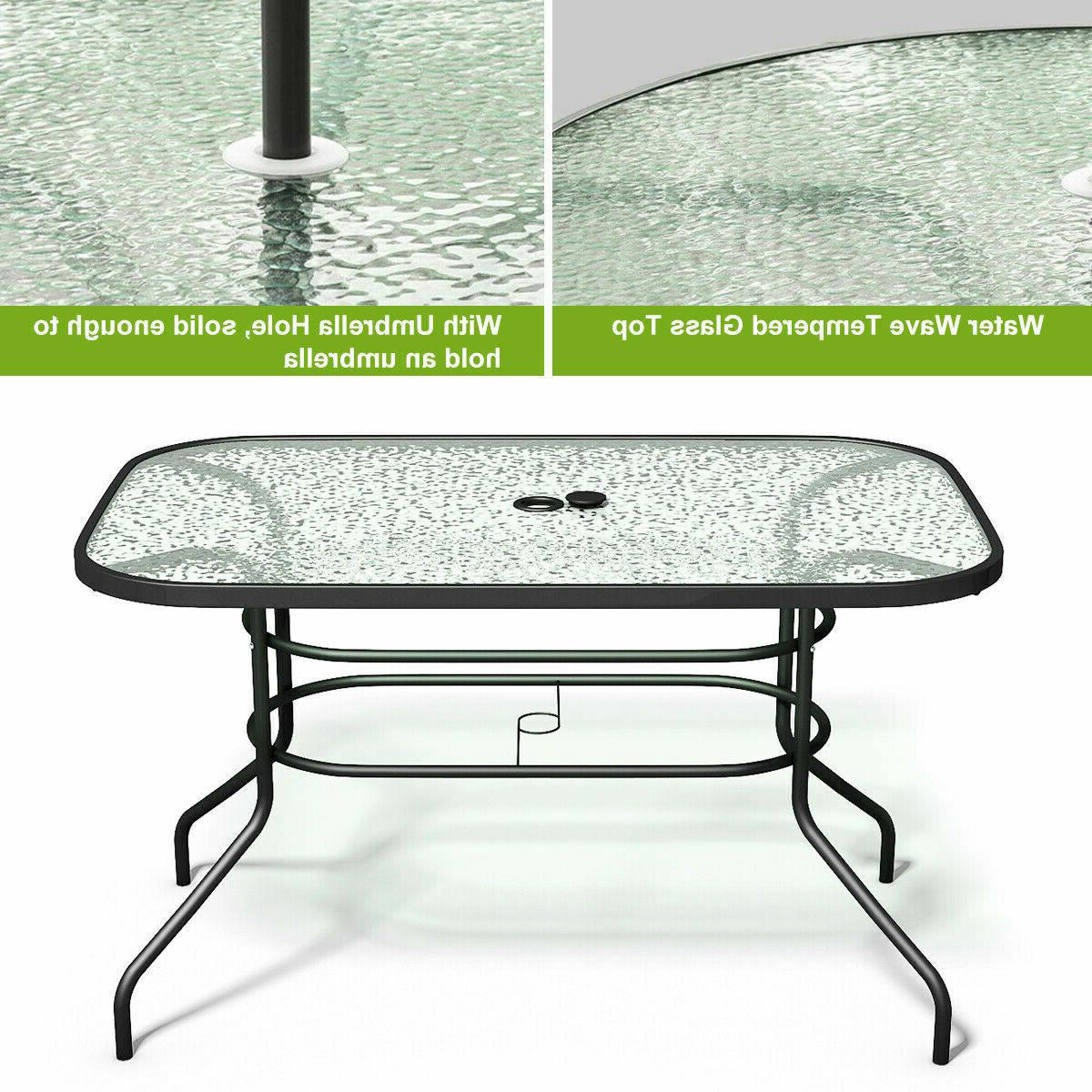 Patio Furniture Sets With Umbrella Conversation Set Rated