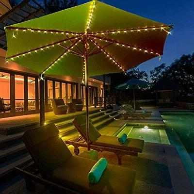 Patio Lights Powered String Lights Clip Ou