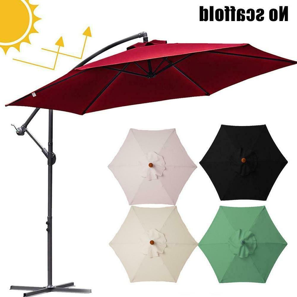 replacement garden parasol canopy cover for patio
