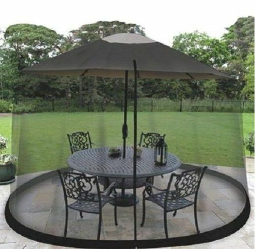 screen black outdoors patio mosquitoes bug enclosure
