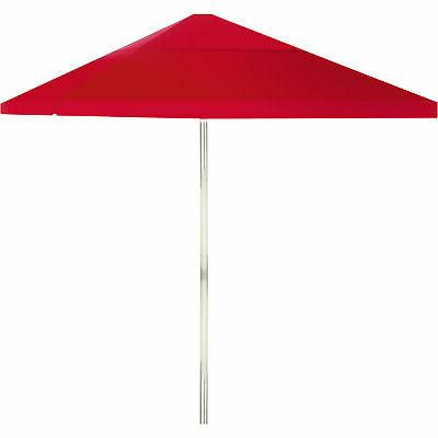 solid red 8 patio outdoor beach tailgating