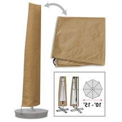 Patio Outdoor Umbrella Protective Canopy Cover Bag fit  6ft