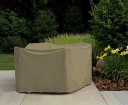 Table&Chair Patio Furniture Cover | Waterproof Outdoor | Bar