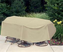 Table&Chair Patio Furniture Cover | Waterproof Outdoor Prote