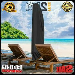 Umbrella Cover Waterproof Patio Offset Umbrella Cover With Z