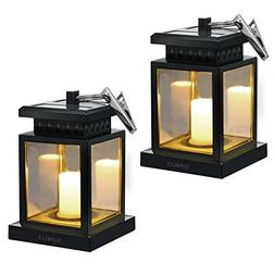 Patio Umbrella Lights - Sunklly Outdoor Waterproof LED Candl