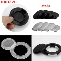 USA 4Pcs Table Umbrella Hole Ring and Cap Set for Outdoor Pa